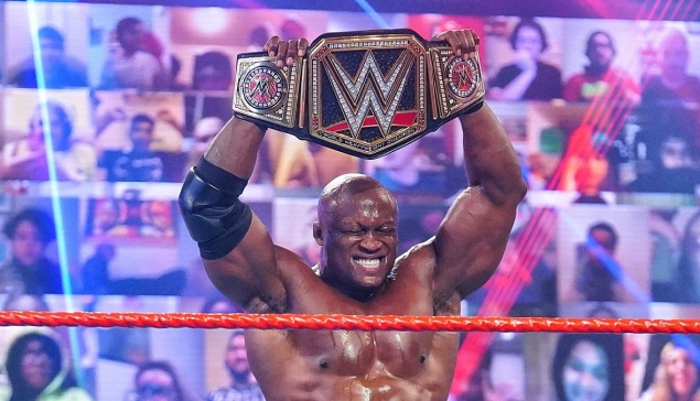 RAW : Bobby Lashley nouveau champion WWE