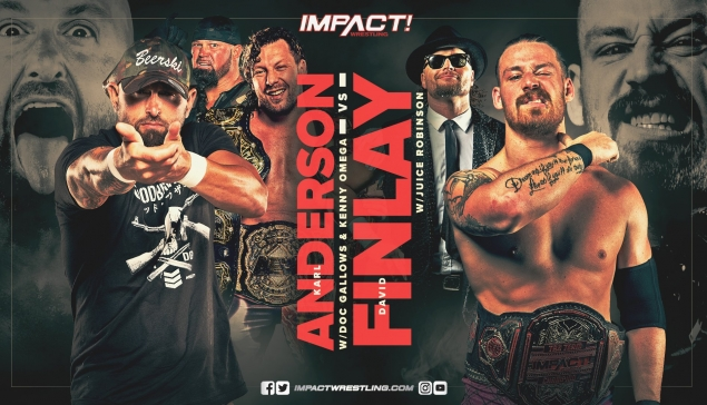 Preview : Impact Wrestling du 13 mai 2021